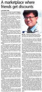 BusinessTimes 19th August 2013