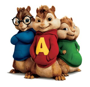Help Alvin become a chipmunk