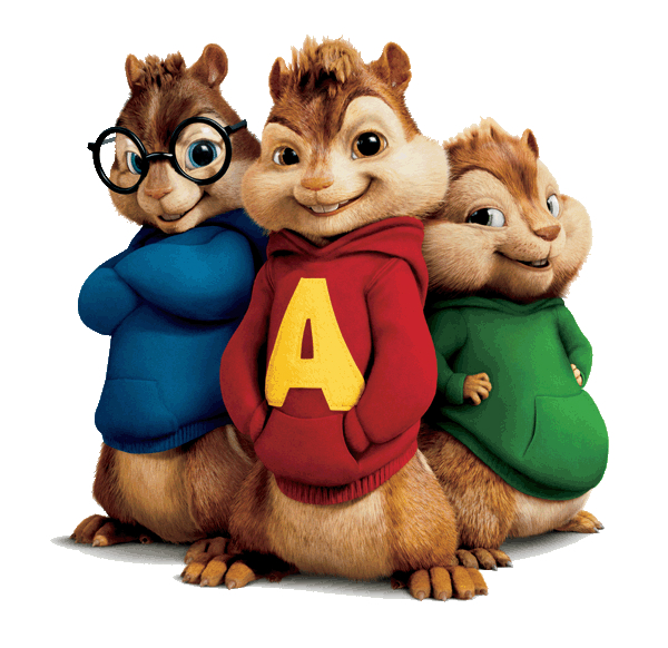 Help Alvin become a chipmunk